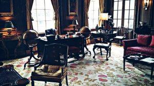 antique office